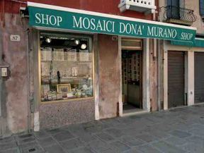 SHOP Mosaici Dona' Murano shop mdm mosaici donà murano closed on sunday